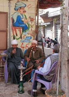 Bab Zuweila. Le Caire, 2003