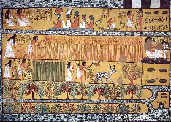 Tomb of Sennedjem