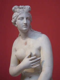 Aphrodite. National Archaeological Museum. Athens