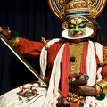 Traditional Kathakali show