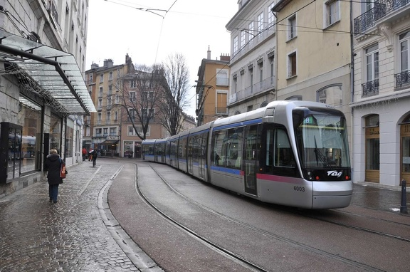 Tramway of Grenoble