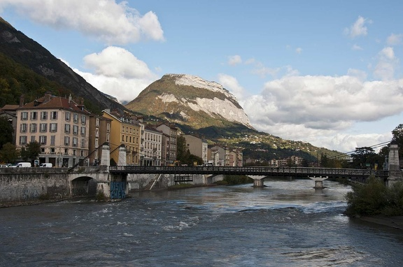 Isère River (Grenoble)