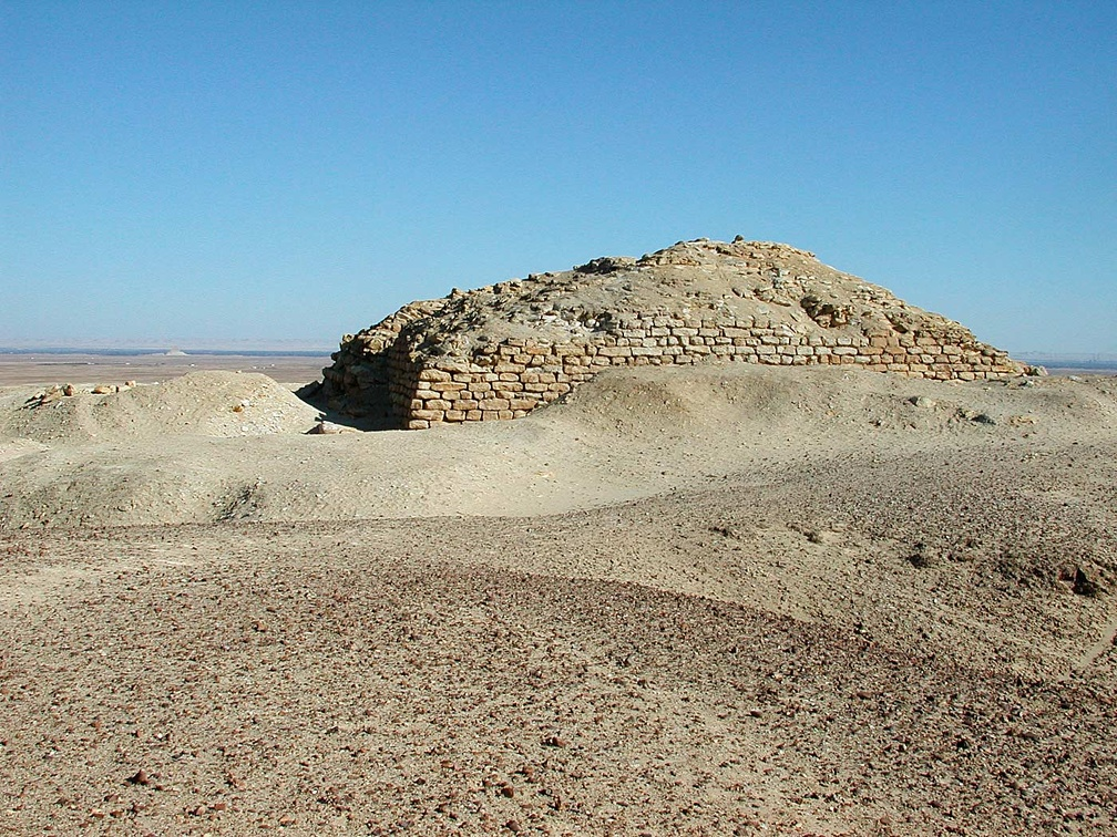 Pyramid of Sileh