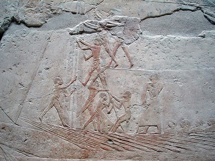 The mastaba of Mereruka at Saqqara