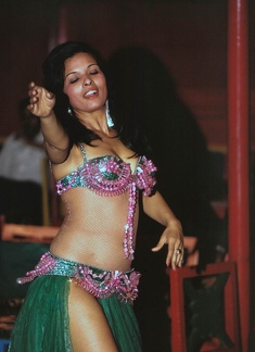 Belly Dancer, 1972