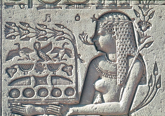 Temple of Hathor, Dendera