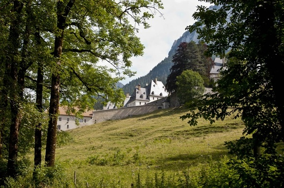 Near the Monastery of the Grande Chartreuse